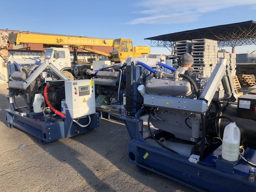 Краевое МинЖКХ закупит дизельные электростанции для отдаленных районов Забайкалья