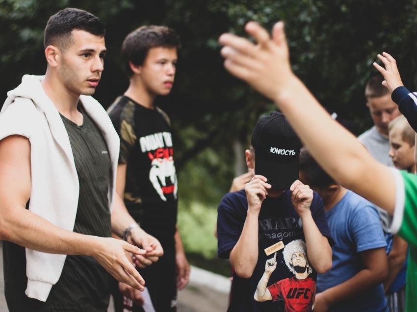 Находящиеся в конфликте с законом подростки станут участниками летней смены в лагере «Парус»