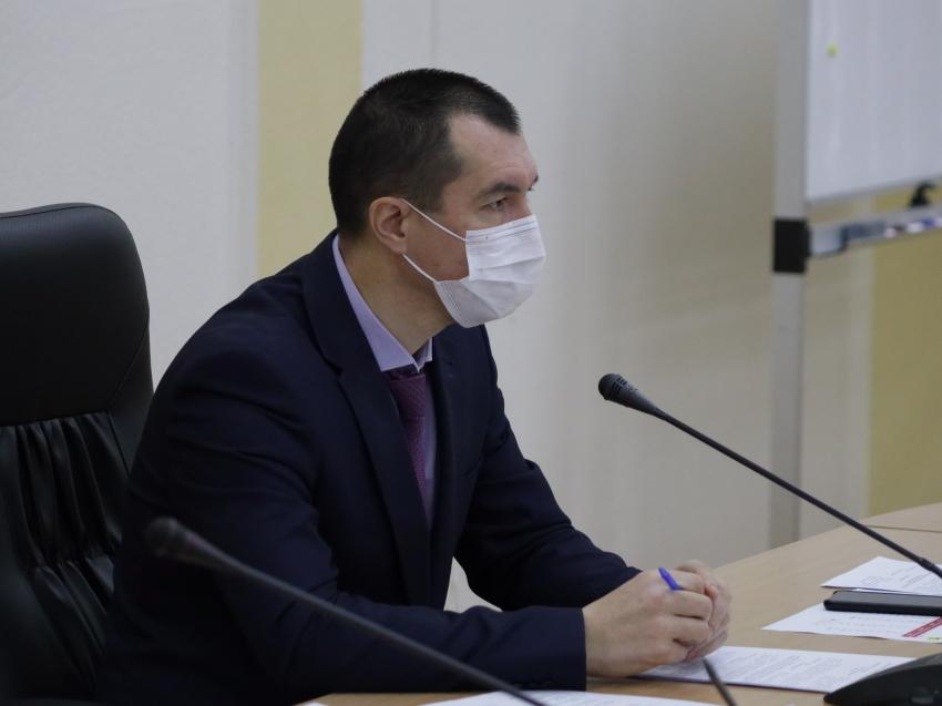 Андрей Кефер: Ситуация с коронавирусом в Забайкалье улучшается, но расслабляться рано