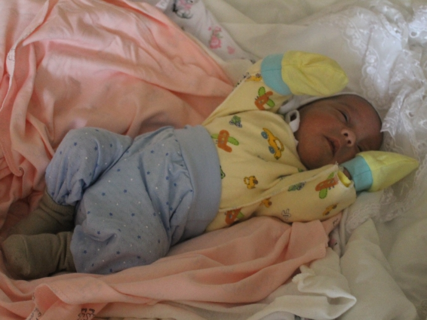 В Приаргунском районе зарегистрировано сто рождений