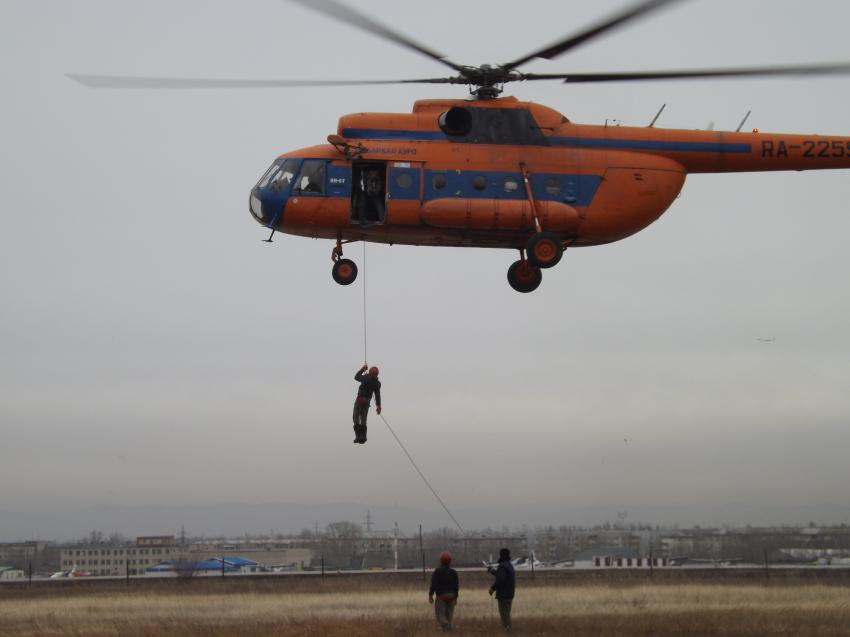 Забайкальские пожарные вернулись домой из Якутии