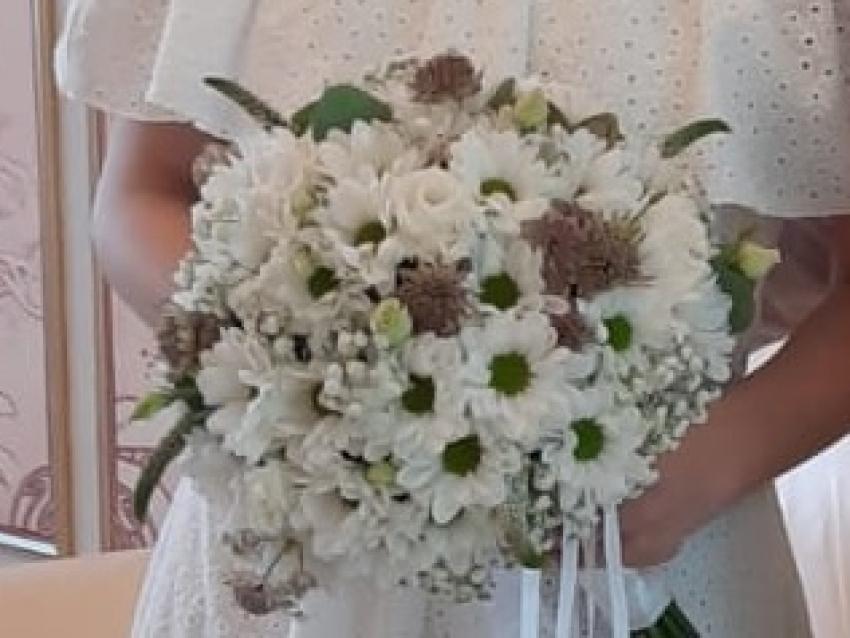 25-ый брак с начала года зарегистрирован в Акшинском районе