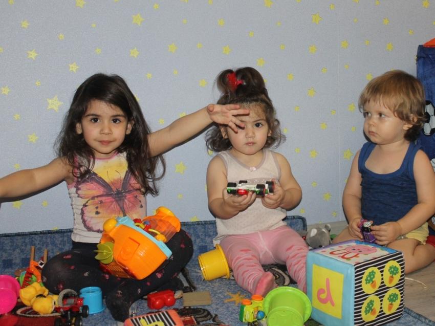 Бэби-бум: в Балейском районе родилась вторая двойня