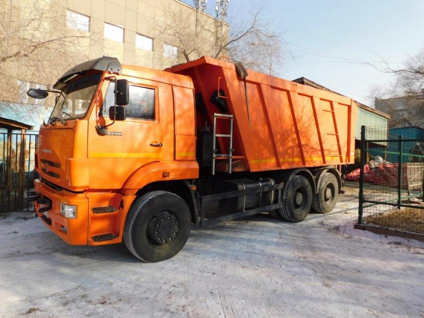 Минприроды Забайкалья: Водители мусоровозов «Автолидера» получили зарплату и продолжили работу