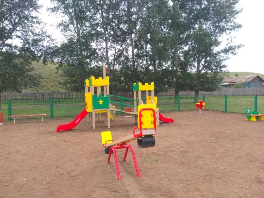 Четыре села в Забайкалье получили финансирование на благоустройство территорий