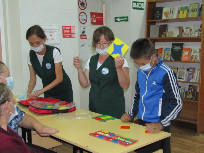 Микрореабилитационный центр для детей с особенностями развития открыт в Кыринском районе