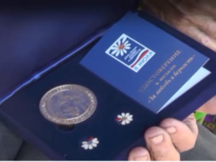 Медали «За любовь и верность» вручили в Акшинском и Дульдургинском районах
