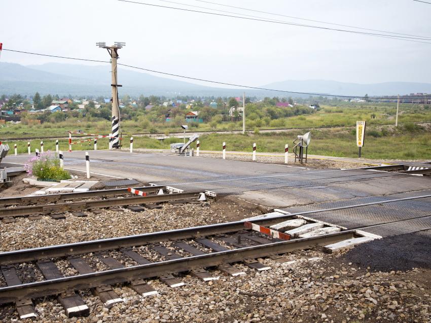 Движение через железнодорожный переезд в Антипихе будет закрыто 7 и 8 сентября