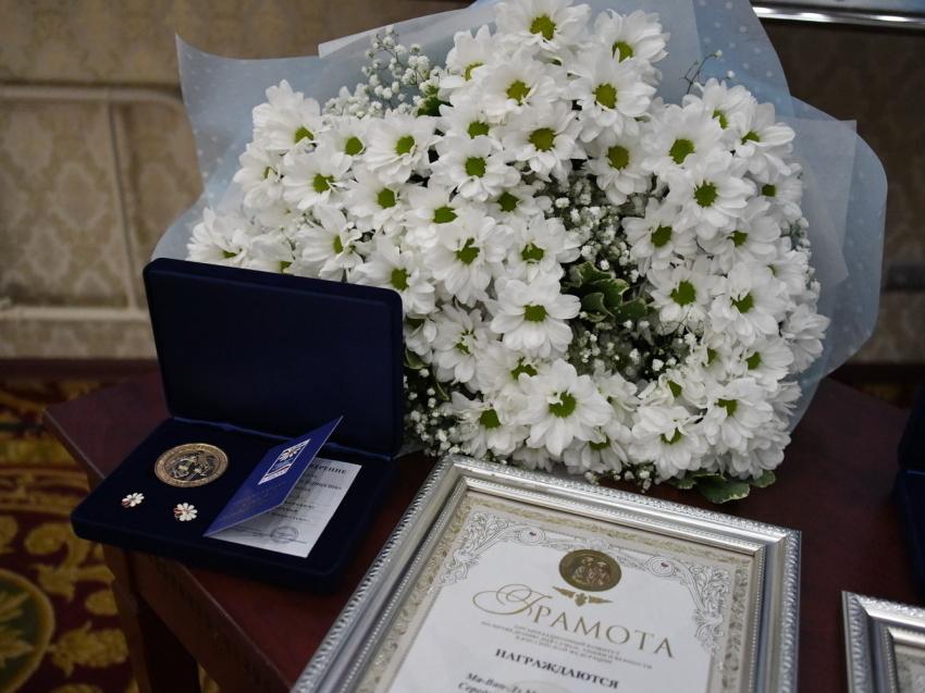 В Краснокаменском районе Забайкалья награждены четыре семьи за любовь и верность