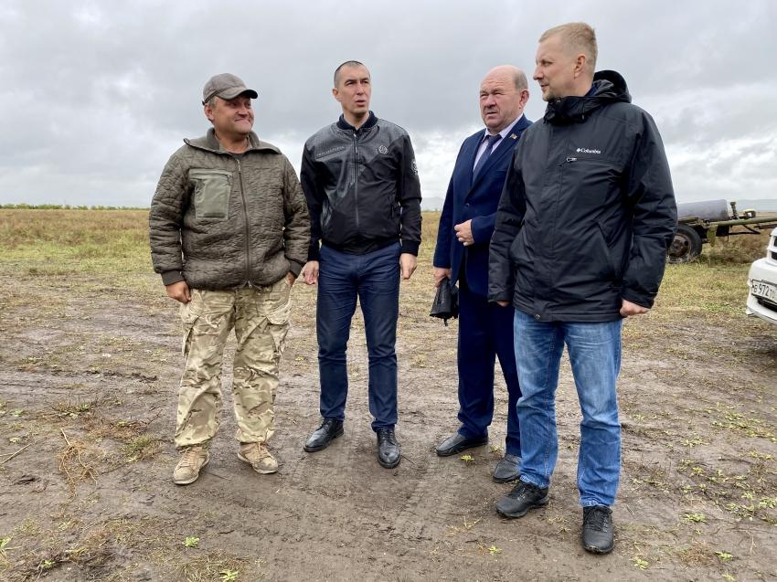 Андрей Кефер о маршруте Краснокаменск-Приаргунск: «Дорогу жизни» необходимо отремонтировать