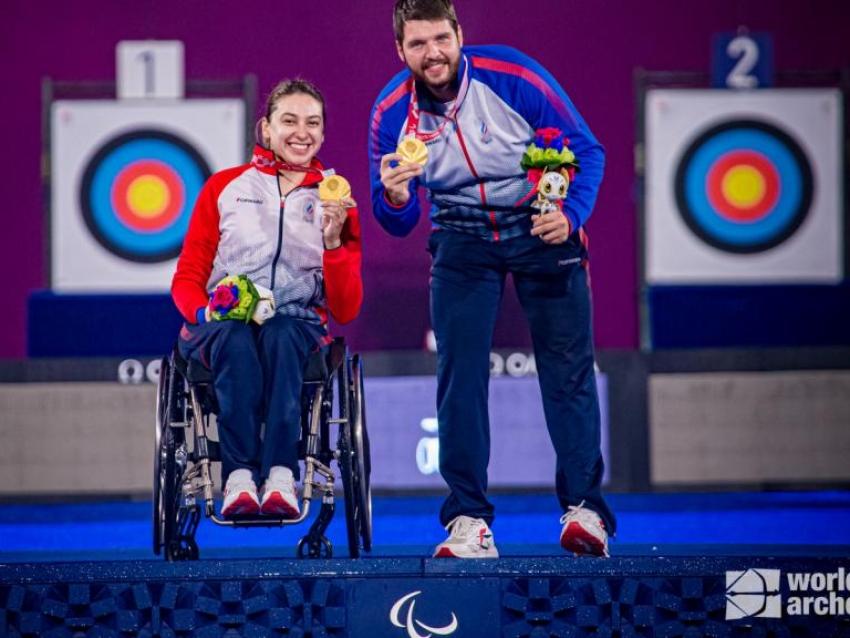 Чествование паралимпийского чемпиона Кирилла Смирнова пройдет в Чите