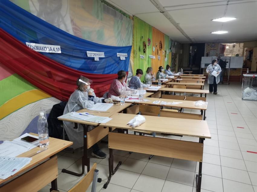 Выборы 2021: Итоги третьего дня голосования в Забайкальском крае