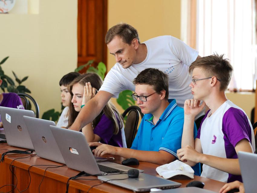 Для забайкальских школьников стартовали открытые уроки по цифровизации