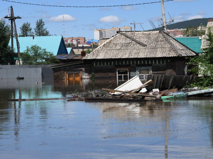 Забайкалью компенсируют ещё 132 миллиона рублей за выплаты из краевого бюджета пострадавшим от паводка