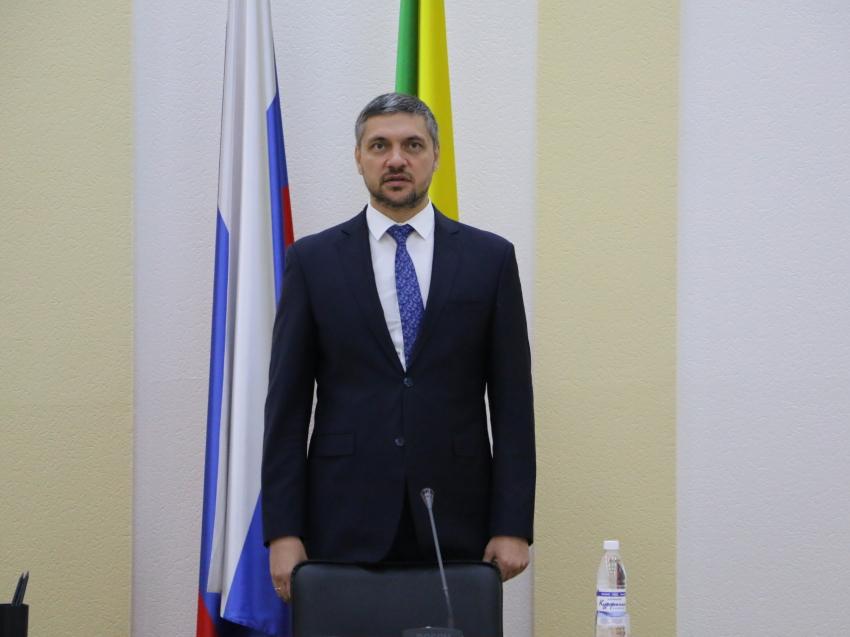 Александр Осипов поблагодарил забайкальцев за поддержку на выборах
