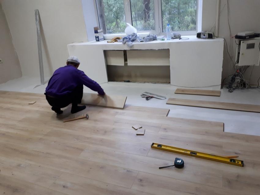 Обновленными в осень - начался ремонт в Черновском отделе ЗАГС города Читы