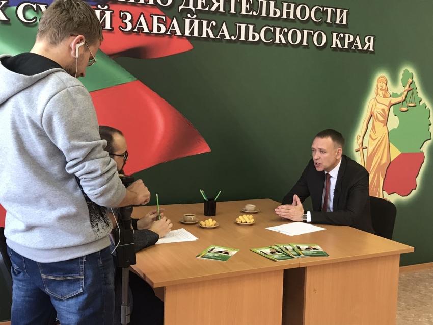 Руководитель Департамента рассказал о бесплатной юридической помощи