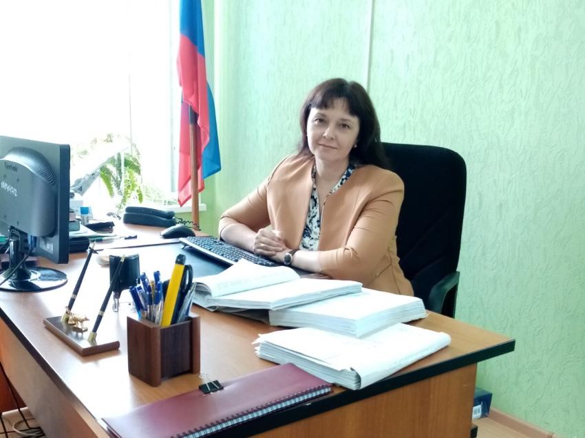 Департамент высоко оценил работу судебного участка в Калганском районе