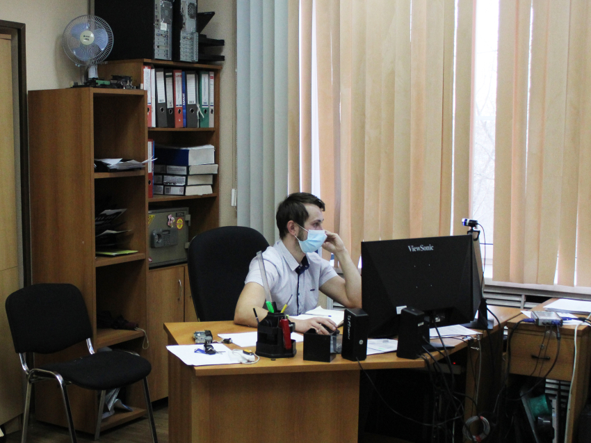 Качественная работа отдела информатизации департамента – необходимое условие для успешного функционирования судебных участков мировых судей