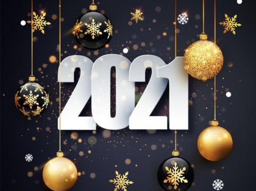 Руководитель Департамента поздравил с  наступающим Новым Годом и Рождеством