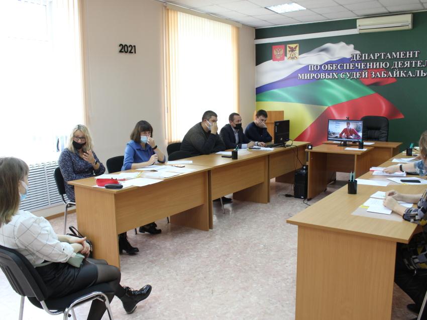 В департаменте состоялся конкурс на замещение вакантных должностей и включение в кадровый резерв