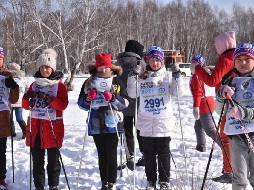 Команда села Бальзино в очередной раз победила в соревнованиях по лыжным гонкам