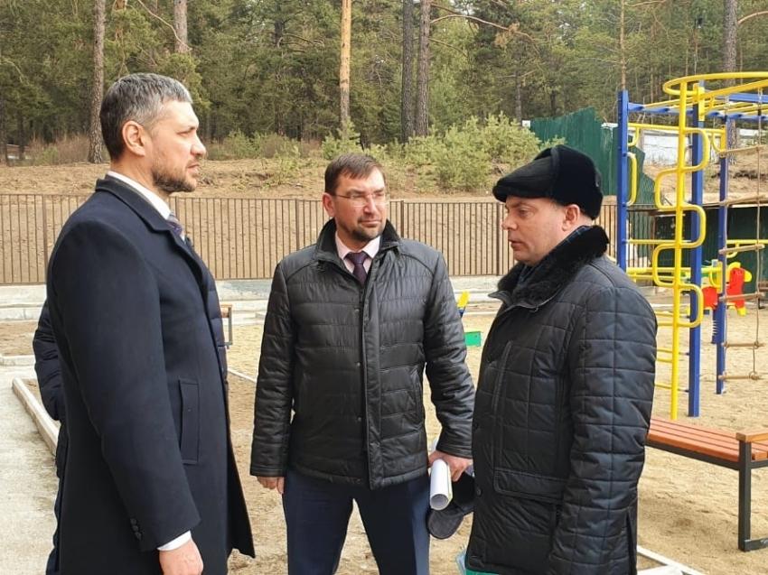 Александр Осипов оценил качество квартир, предназначенных для обманутых дольщиков