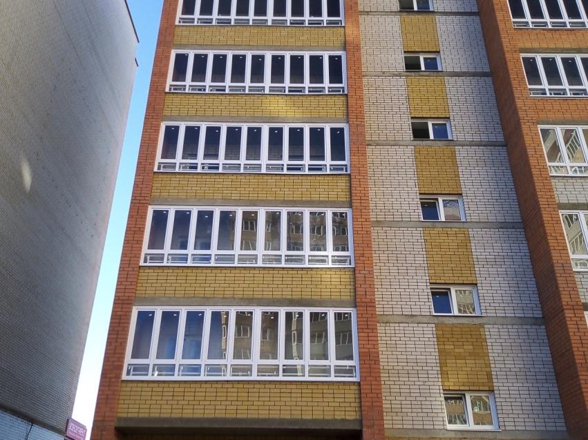 О проверке законченного строительством объекта «Многоквартирный жилой дом со встроенными нежилыми помещениями по ул. Новобульварная, 40».