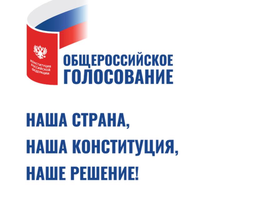 Голосование по поправкам в Конституцию Российской Федерации.