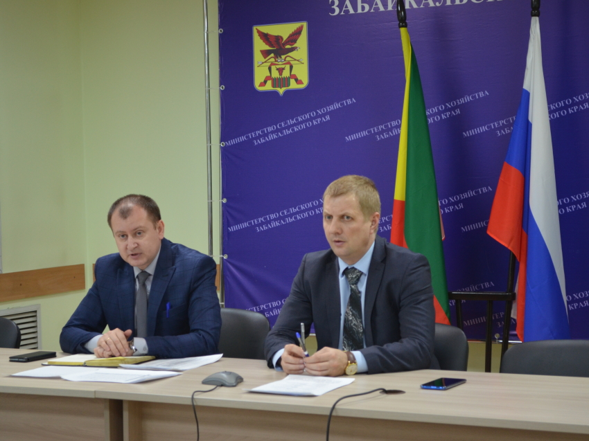 Вопросы подготовки хозяйств к посевной кампании обсудили в Минсельхозе края
