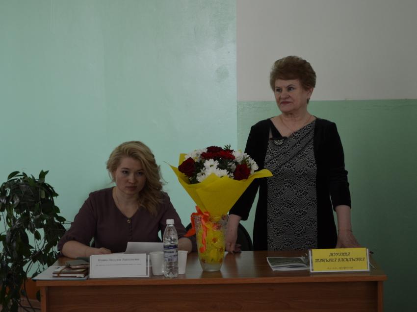 Доктор сельскохозяйственных наук Татьяна Мурзина отметила юбилей