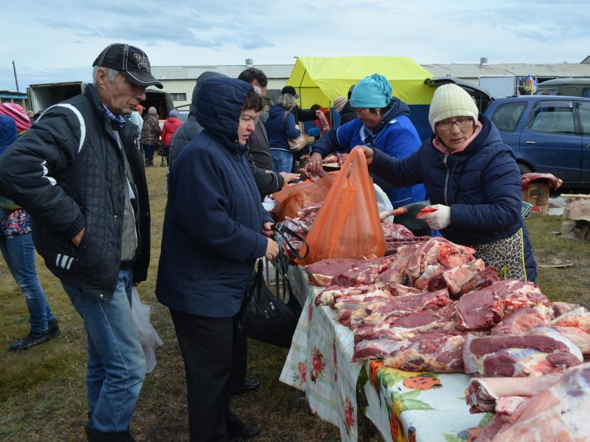 Мясо и овощи по доступным ценам будут продаваться на ярмарке «Золотая осень Забайкалья»