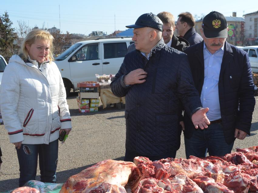 Почти 40 ярмарок состоится в апреле в Чите и районах Забайкалья
