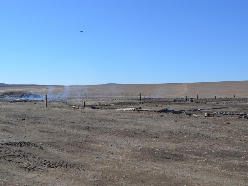 Нарушение правил пожарной безопасности лишит аграриев Забайкалья права на получение субсидий