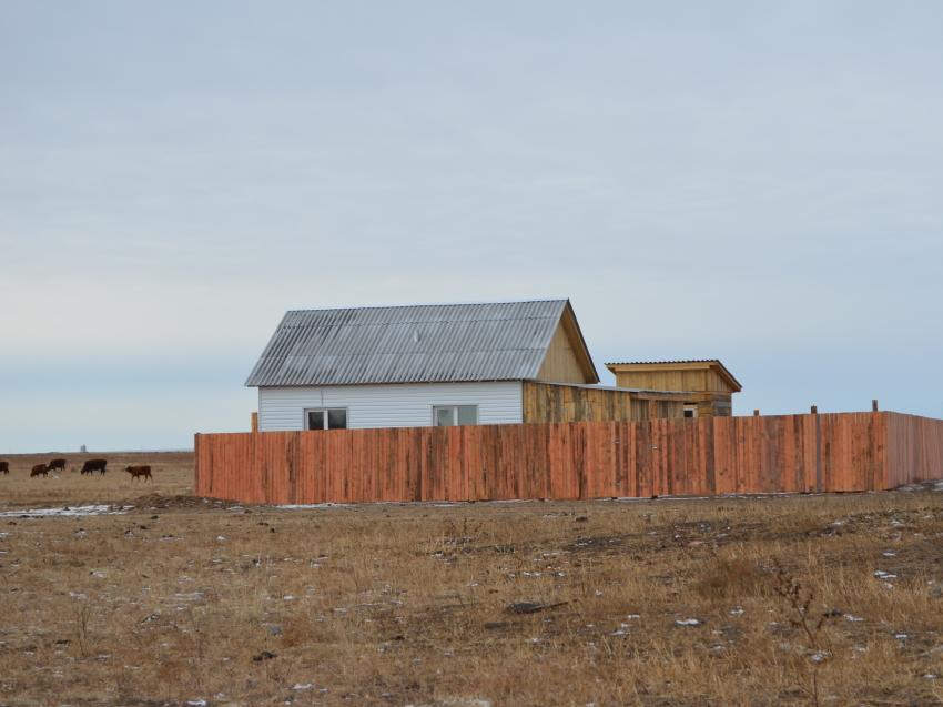 Жилищные условия по программе сельской ипотеки с начала года улучшили 380 забайкальских семей