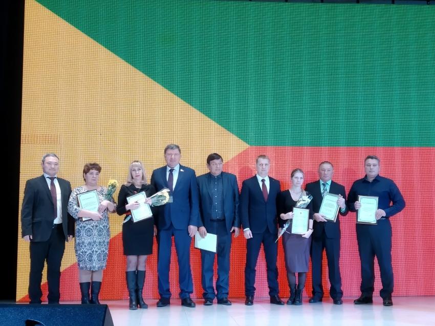 Во Дворце молодежи Забайкальского края наградили победителей трудового соперничества