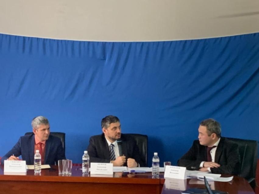 Совещание по вопросам социально-экономического развития Улетов-ского района прошло в селе Улеты