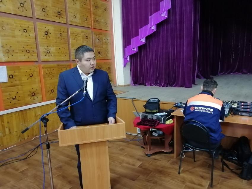 Форум предпринимателей Оловяннинского района впервые прошел в поселке Ясногорск