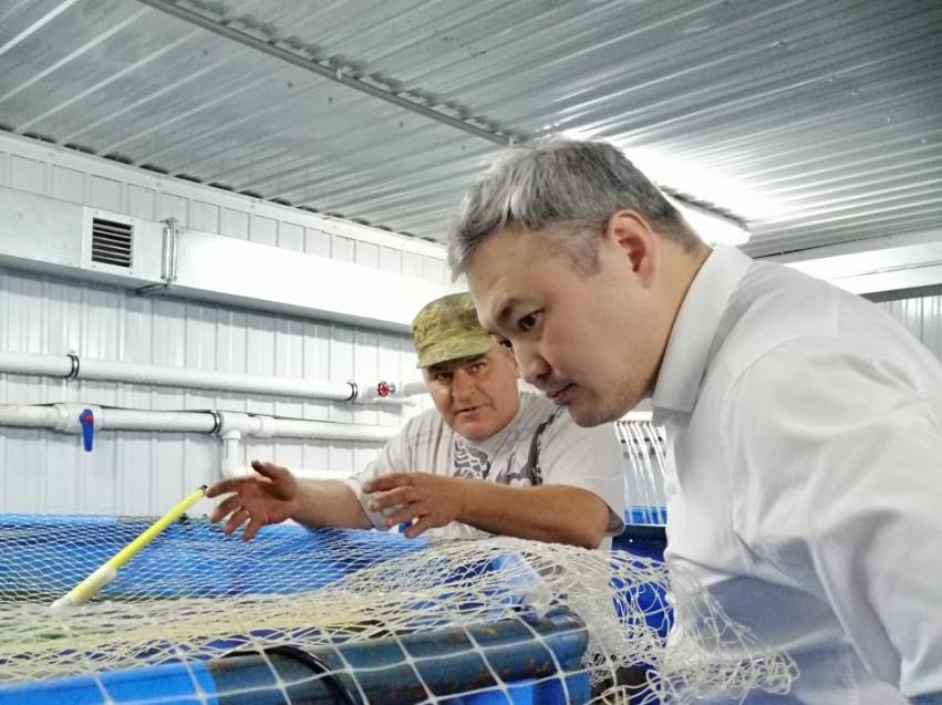 Александр Бардалеев: Ферму по выращиванию форели мы должны сохранить