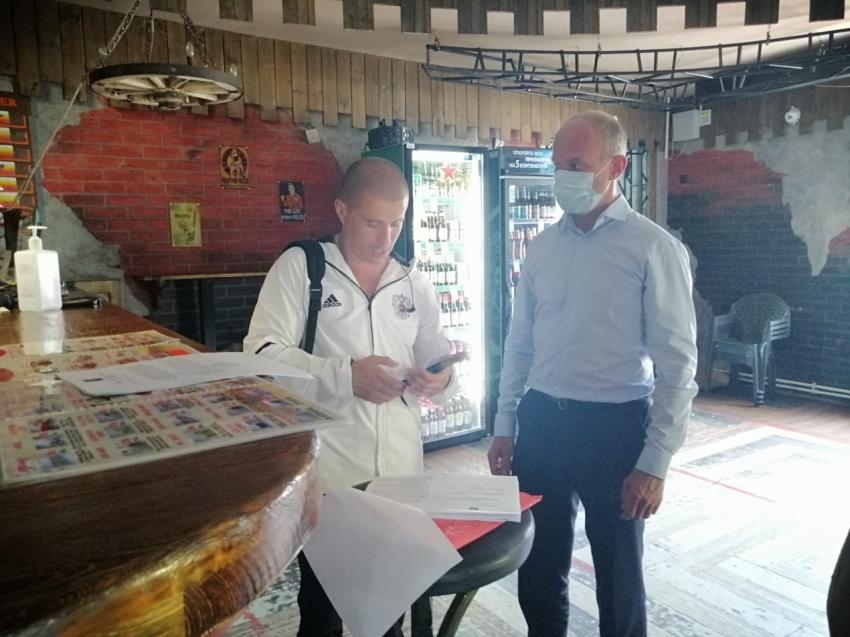Минэконом Забайкалья нашёл грубые нарушения в работе одного из кафе Читы