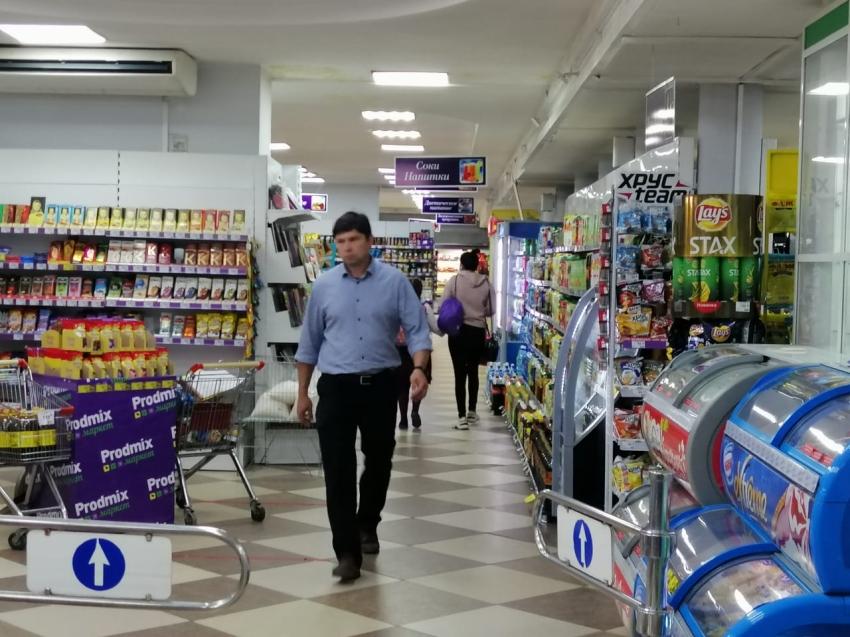 Минэконом Забайкалья: 26 предпринимателей Читы нарушили масочный режим в своих магазинах
