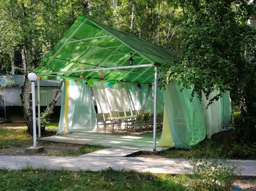 Избушка с Бабой-ягой и батуты с водяным: на озере Арей может появиться сказочный парк