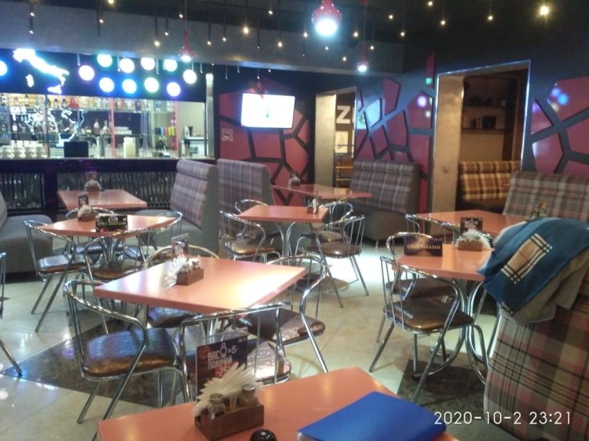 Придорожным кафе Забайкалья вновь можно работать на вынос по ночам