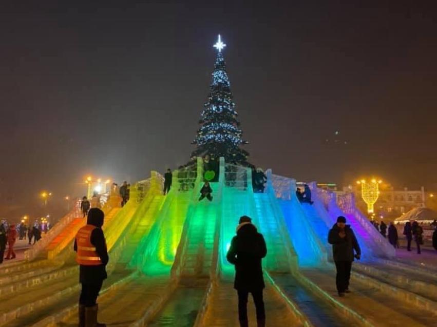 Победоносный хэштег: Чита претендует на звание народной новогодней столицы