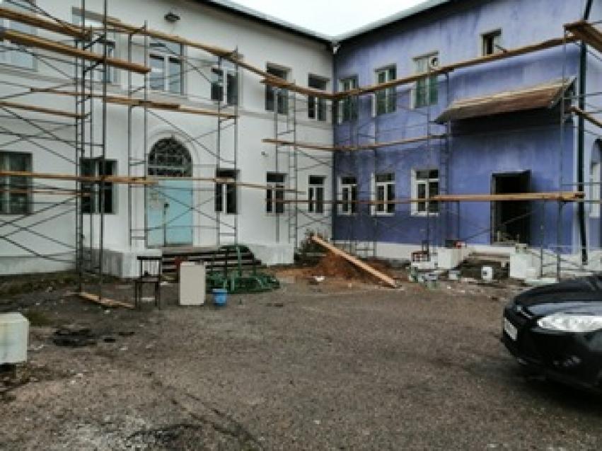 Несколько отделений и роддом Городской клинической  больницы №2 Читы отремонтируют в рамках плана ЦЭР