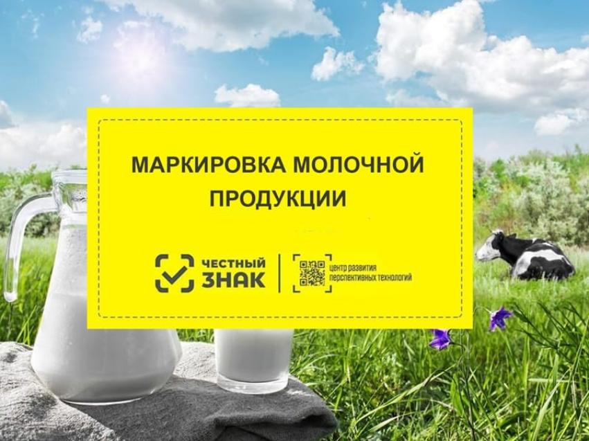 Минэконом Забайкалья: До введения маркировки молочной продукции осталось меньше двух месяцев