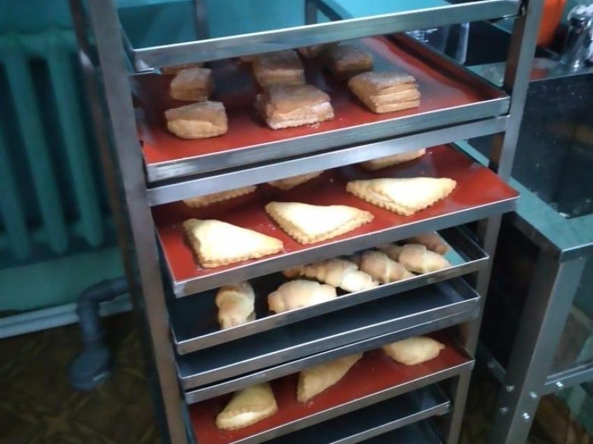 В селе Унда Балейского района открылась современная булочная