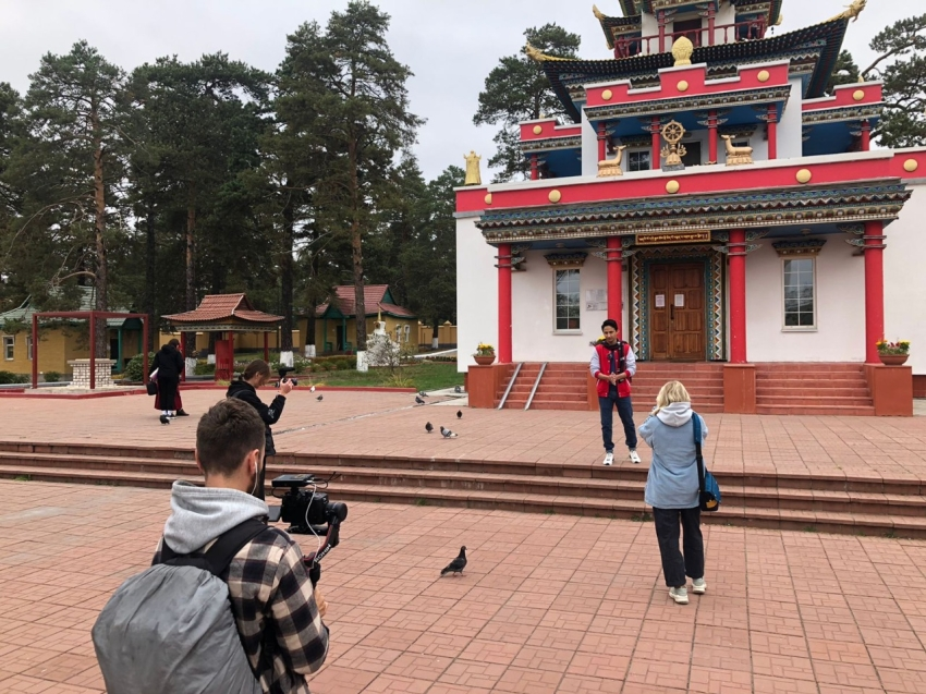 Студент из Республики Сальвадор приехал в Читу для участия в travel-шоу