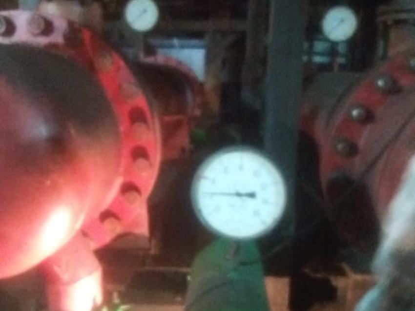Тепло в дома Кокуйцев начали подавать в 2 часа ночи