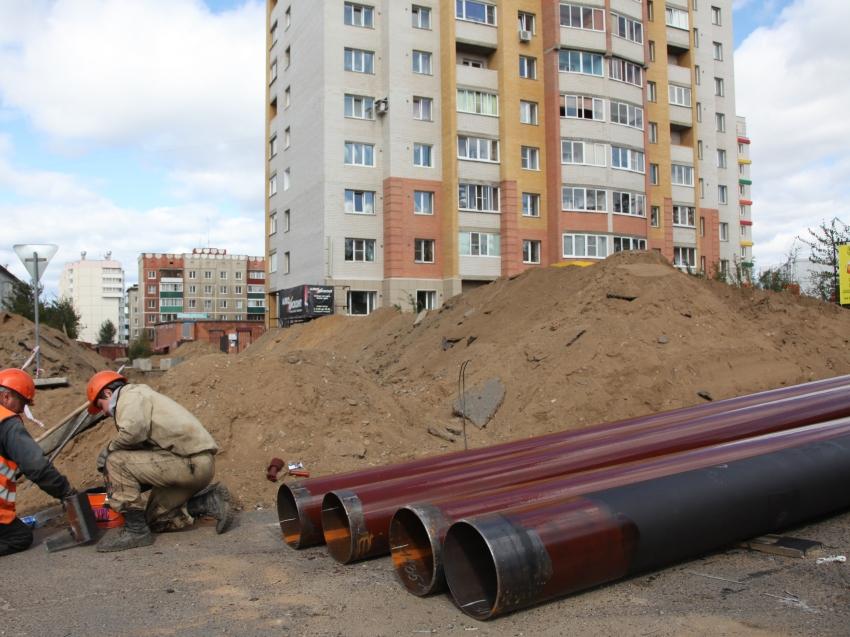 Подключение к системам тепло- и водоснабжения новых объектов в Забайкалье становится проще